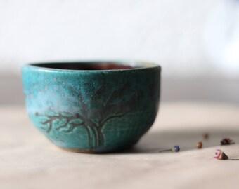NIGHTFALL // small ceramic bowl, small unique bowl, ceramic soy sauce bowl, small bowl, spice bowl, ceramic prep bowls, snack bowls