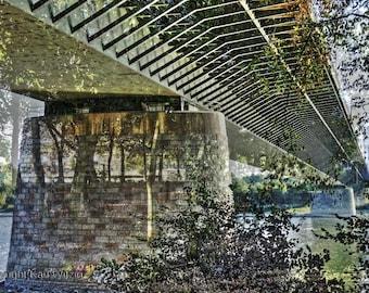 Changing Bridges Photographic Art