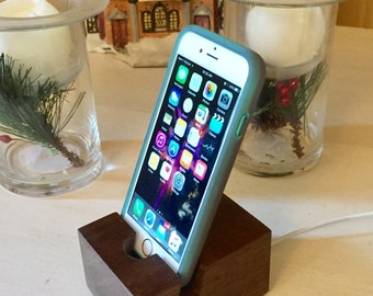 iPhone Charger Stand Holder