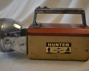 Hunter Ray O Vac Flashlight