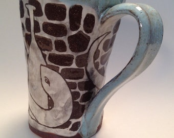 Story Mug - Fairy Tales and Fables in a hand-made Ceramic Mug