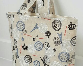 Grocery bag, tote bag, market bag, shopping bag