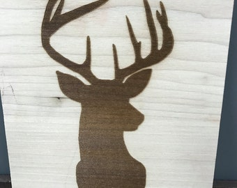 White tail Deer Bottle Opener