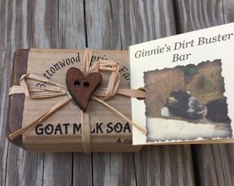 Ginnie's Dirt Buster Bar