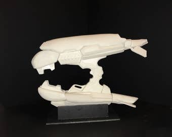 Halo Reach/Halo 5 Plasma Rifle replica Raw Cast DIY Kit