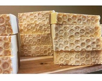 Patchouli Honey Organic, Handmade Soap