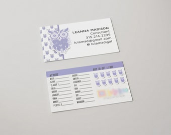 Owl Approved Business Card