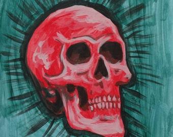 skull - complementary
