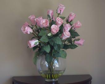 Silk Rose bouquet