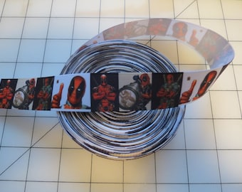 DeadPool Ribbon