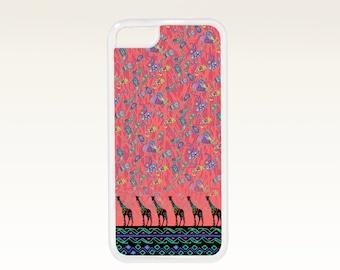 Phone Case Featuring our Giraffe Print
