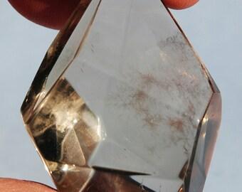 Smoky Quartz Freeform, Polished, Healing Crystal, Metaphysical, Reiki,  Item# SQF-02