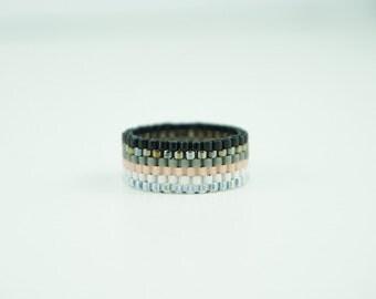 Stripy   Ring narrow