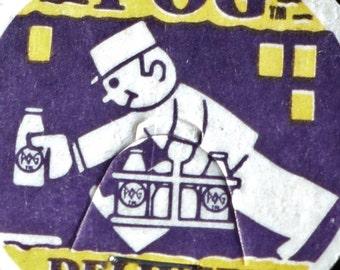 Pog Milk Cap Cover/Pog Delivery/Paper Pog