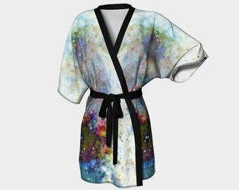 Ilyas Trippy Original Kimono Robe