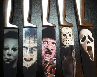 Horror Film Decorative Knives