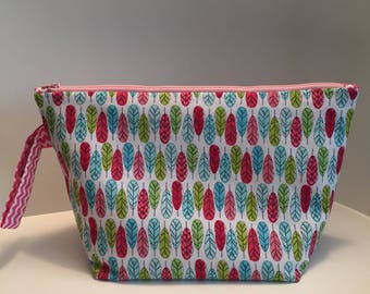 Project bag/zippered tote