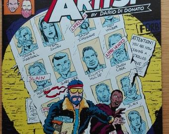 The Last Pick Up Artist - Underground Comic (2016)
