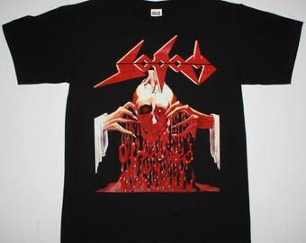 Sodom Obsessed By Cruelty black t shirt