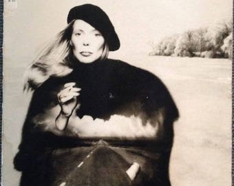 Hejira by Joni Mitchell LP