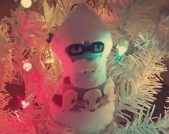 Winston Overwatch Winter Wonderland Ornament/Charm