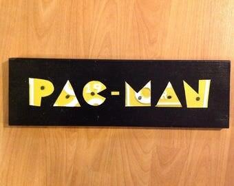 Pac-Man Wall Art