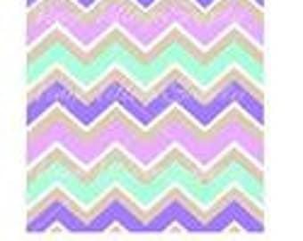 Purple & Mint