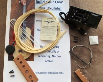 Build Your Own Bass Uke
