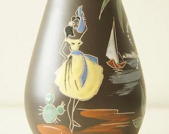 West Germany vase, Marei