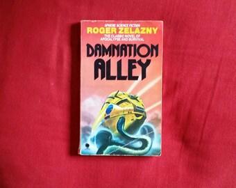 Roger Zelazny - Damnation Alley (Sphere Science Fiction 1983)