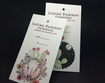 200 hang tags, custom product tags, custom shirt tags, tag printing printed tags swing tag printing