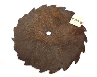 Antique Circular Saw Blade - StoriedBoards - #B17003