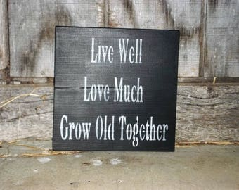 wood sign, wooden sign, signs, decorative sign, wedding sign, wedding, painted sign
