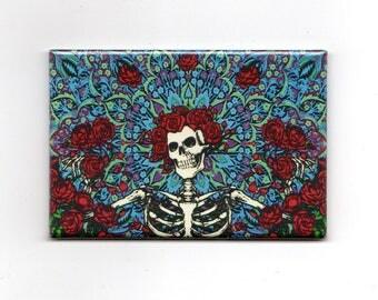 Grateful Dead Bertha Magnet