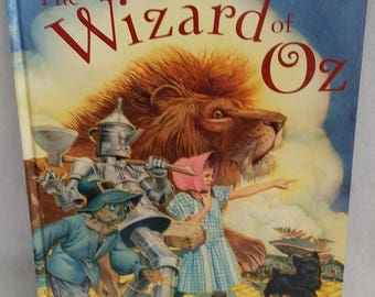 The Wizard of OZ by L. Frank Baum Illustrated by Charles Santore