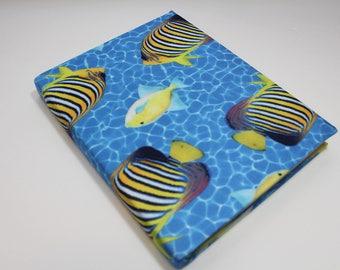 "3"" D-ring Binder Fish print"