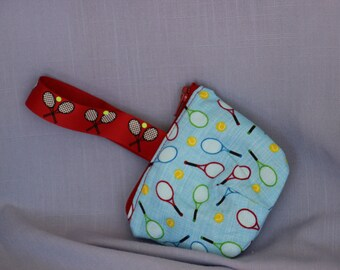 Small Zipper Pouch/Coin Purse