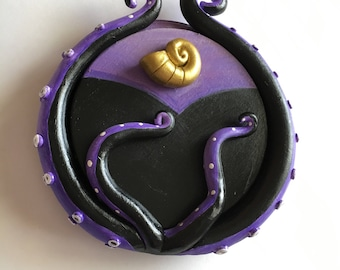 Disney Ursula Wall Plaque, ready to ship