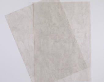 Marble Vellum / Tracing Paper