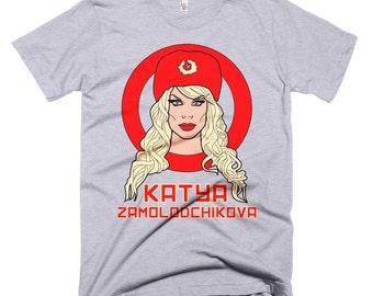 Katya Zamolodchikova Fan Art | Rupaul's Drag Race Alaska Thunderfuck Adore Delano Bianca Del Rio Alyssa Edwards T Shirts Gift