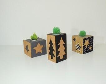 Tealights cube palette