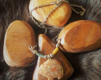 Spirit of the Bear Necklace