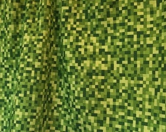 Minecraft fabric by the yard etsy for Minecraft fabric by the yard