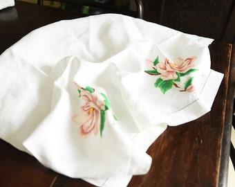 Pure linen towel