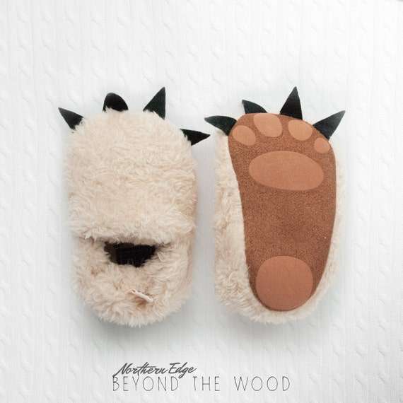 Carter's Baby Bear Claw Slippers from shopnow-vjpmehag.cf Shop clothing & accessories from a trusted name in kids, toddlers, and baby clothes.