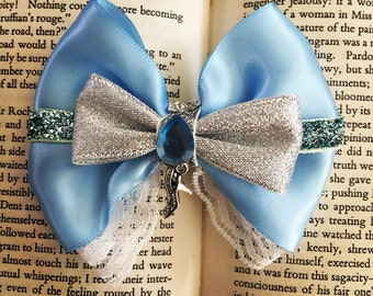 So this is Love/A Dream is a Wish 'Cinderella' Hair Bows