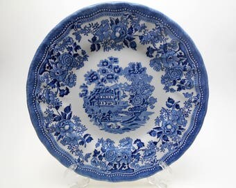 Vintage English Churchill Plate 'The Georgian Collection'