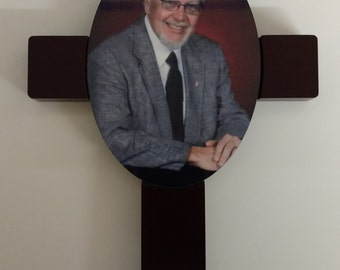 Picture on Cross