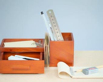 Desk Organizer - Box