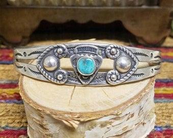 Fred Harvey bracelet
